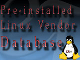 LXer Pre-Installed Linux Database