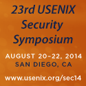 USENIX Security '14