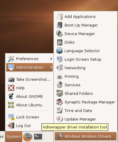 LXer: Ubuntu's Linux Wireless Utility Easier than Windows