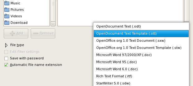 LXer: An OpenOffice Letterhead Tutorial